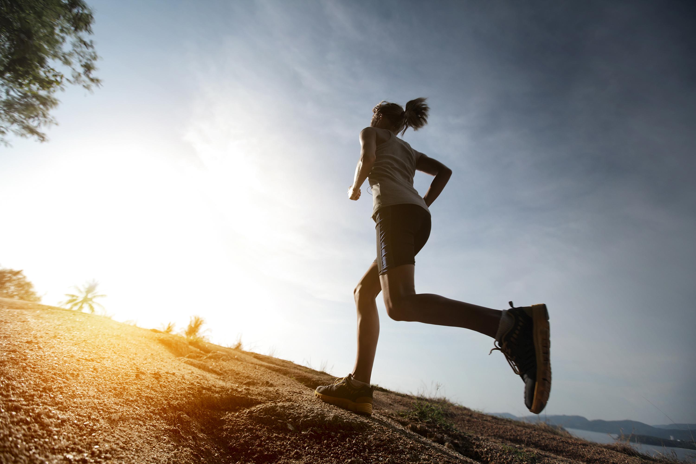 course à pieds pour perdre du poids